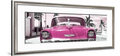 Cuba Fuerte Collection Panoramic - Pink Chevy