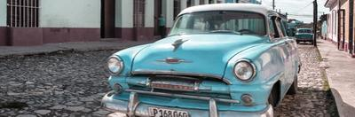 Cuba Fuerte Collection Panoramic - Plymouth Classic Car II