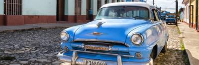 Cuba Fuerte Collection Panoramic - Plymouth Classic Car