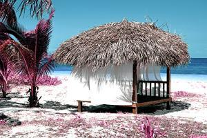 Cuba Fuerte Collection - Pink Beach by Philippe Hugonnard