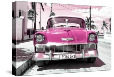 Cuba Fuerte Collection - Pink Chevy