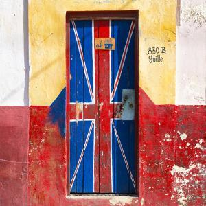 """Cuba Fuerte Collection SQ - """"830 Guille"""" English Door by Philippe Hugonnard"""