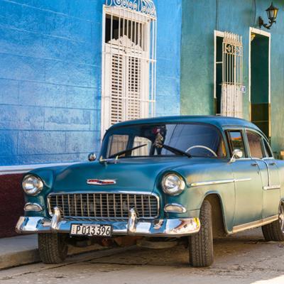 Cuba Fuerte Collection SQ - American Classic Car