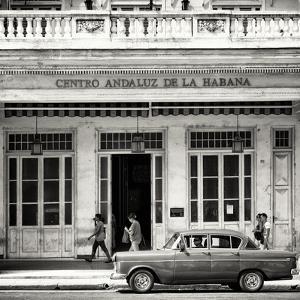 Cuba Fuerte Collection SQ BW - Centro Andaluz de la Habana by Philippe Hugonnard