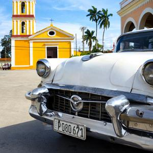 Cuba Fuerte Collection SQ - Classic Car in Santa Clara by Philippe Hugonnard