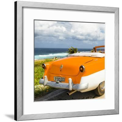 Cuba Fuerte Collection SQ - Classic Orange Car Cabriolet