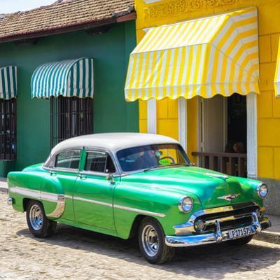 Cuba Fuerte Collection SQ - Cuban Green Taxi