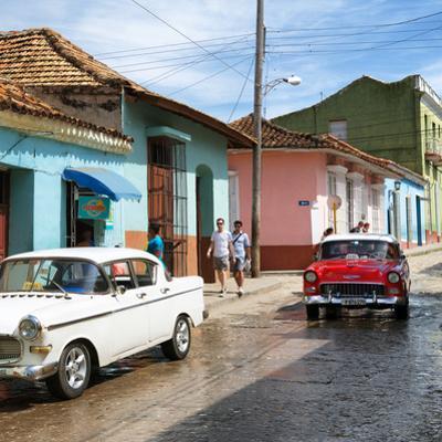 Cuba Fuerte Collection SQ - Cuban Street Scene