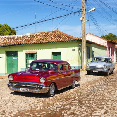 Cuba Fuerte Collection SQ - Cuban Taxis