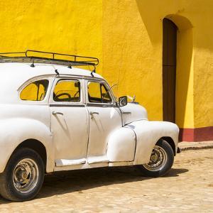 Cuba Fuerte Collection SQ - Cuban White Car by Philippe Hugonnard