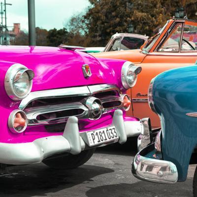 Cuba Fuerte Collection SQ - Havana Vintage Classic Cars