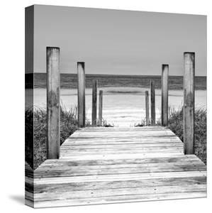 Cuba Fuerte Collection SQ II - Boardwalk on the Beach by Philippe Hugonnard