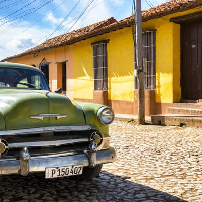 Cuba Fuerte Collection SQ - Old Cuban Chevy III