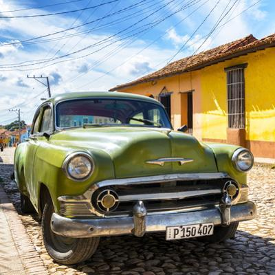 Cuba Fuerte Collection SQ - Old Cuban Chevy