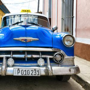 Cuba Fuerte Collection SQ - Old Cuban Taxi by Philippe Hugonnard
