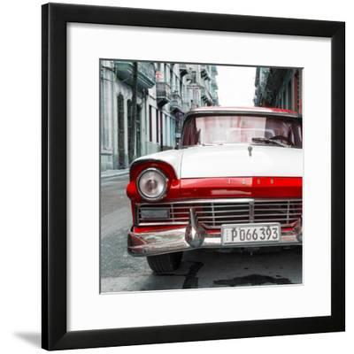 Cuba Fuerte Collection SQ - Old Ford Red Car