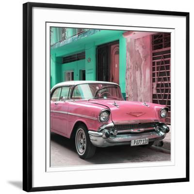 Cuba Fuerte Collection SQ - Pink Chevrolet Cuban