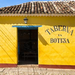 Cuba Fuerte Collection SQ - Taberna in Trinidad by Philippe Hugonnard