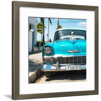Cuba Fuerte Collection SQ - Turquoise Chevy