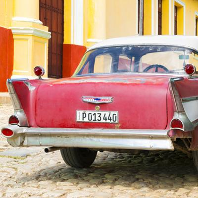 Cuba Fuerte Collection SQ - Vintage American Car