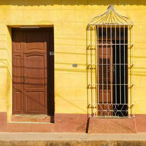Cuba Fuerte Collection SQ - Yellow House by Philippe Hugonnard
