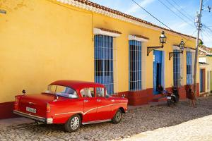 Cuba Fuerte Collection - Trinidad Colorful City by Philippe Hugonnard
