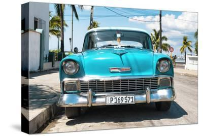 Cuba Fuerte Collection - Turquoise Chevy