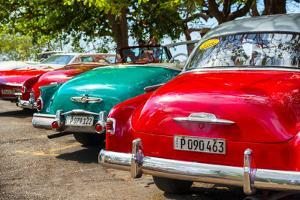 Cuba Fuerte Collection - Vintage Classic Cars by Philippe Hugonnard