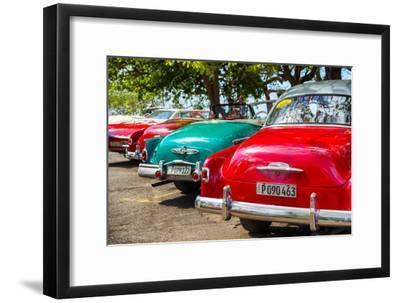 Cuba Fuerte Collection - Vintage Classic Cars