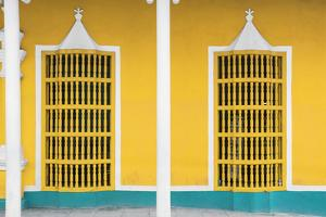 Cuba Fuerte Collection - Yellow Facade by Philippe Hugonnard