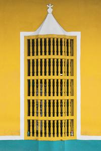 Cuba Fuerte Collection - Yellow Window by Philippe Hugonnard