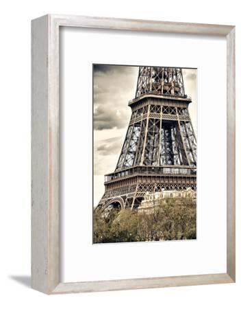 Detail of Eiffel Tower - Paris - France