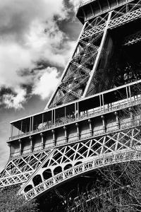 Details Eiffel Tower - Paris - France by Philippe Hugonnard