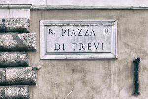Dolce Vita Rome Collection - Piazza di Trevi by Philippe Hugonnard