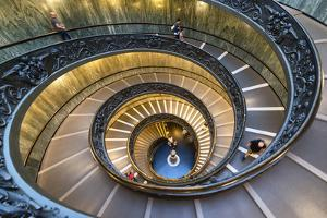 Dolce Vita Rome Collection - Spiral Staircase IV by Philippe Hugonnard