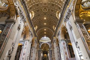 Dolce Vita Rome Collection - St. Peter Basilica by Philippe Hugonnard
