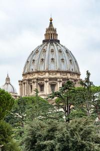 Dolce Vita Rome Collection - St Pierre de Rome Basilica by Philippe Hugonnard