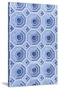 Dolce Vita Rome Collection - Vatican Blue Mosaic by Philippe Hugonnard