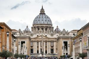 Dolce Vita Rome Collection - Vatican City by Philippe Hugonnard
