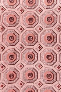 Dolce Vita Rome Collection - Vatican Red Mosaic by Philippe Hugonnard