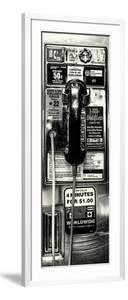 Door Posters - Pay Phone in Grand Central Terminal - Manhattan - New York by Philippe Hugonnard