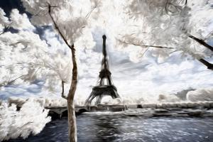 Dream Paris - In the Style of Oil Painting by Philippe Hugonnard