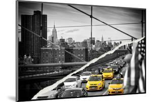 Dual Torn Posters Series - New York City by Philippe Hugonnard