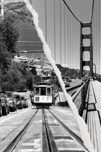 Dual Torn Posters Series - San Francisco by Philippe Hugonnard