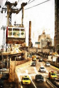 Ed Koch Queensboro Bridge Traffic III by Philippe Hugonnard