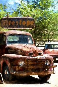 Ford Truck 66 by Philippe Hugonnard