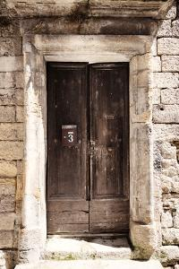 France Provence Collection - Old French Door by Philippe Hugonnard