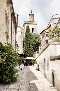 France Provence Collection - Street Scene III - Uzès by Philippe Hugonnard