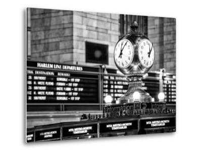 Grand Central Terminal's Four-Sided Seth Thomas Clock - Manhattan - New York