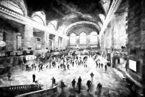 Grand Central Terminal by Philippe Hugonnard